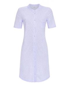 Nachthemd doorknoop Ringella bleu