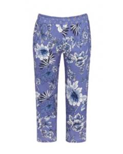 Pyjamabroek capri Ringella bloomy