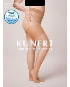 Panty 20 denier Kunert True Beauty Curvy