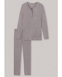 Pyjama lange mouw Schiesser