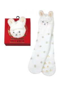 Cuddly socks anti-slip sokken Taubert Cozy Winter
